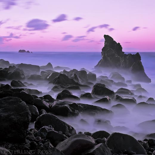 The Sea's Soul - Hawaii Photography from Hana, Maui, Hawaii